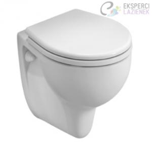 standardowa muszla wc